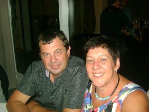 RONNY  &  MARLEEN     WITTESAELE
