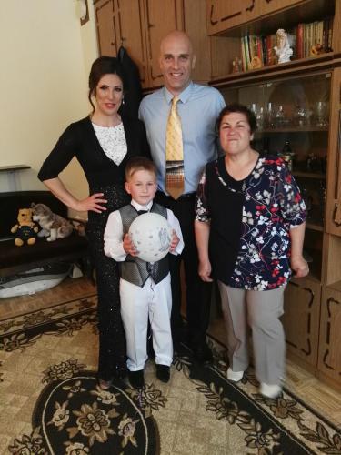 Marinov Family