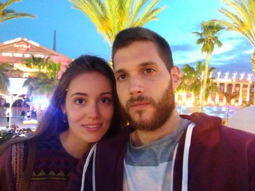 Sara y Borja