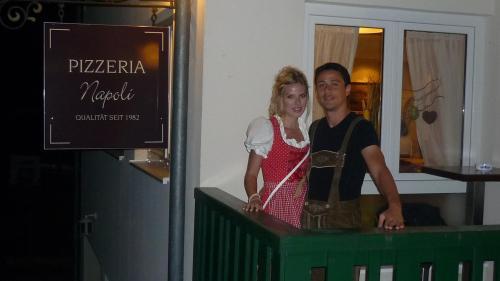 Cecilia et Laurent