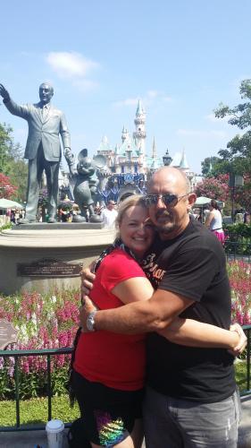 Cindy and Steve Harrap