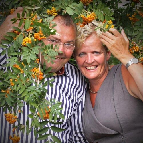 Marcel en Dineke Luten