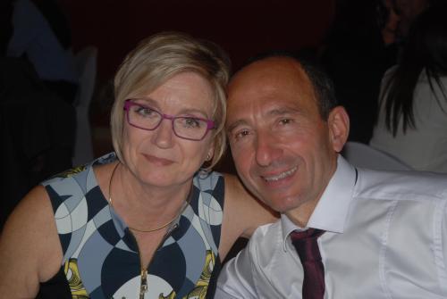 Renée et Gérard Sanchez