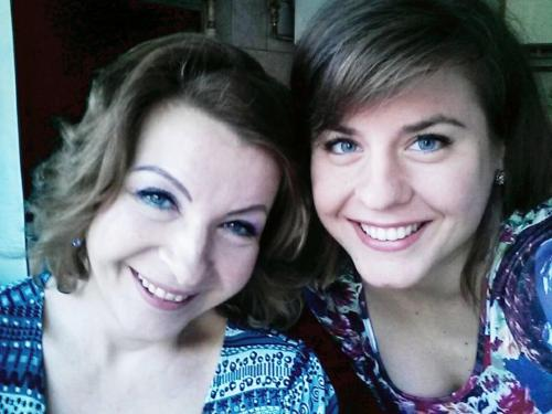 Zoia and Lisa