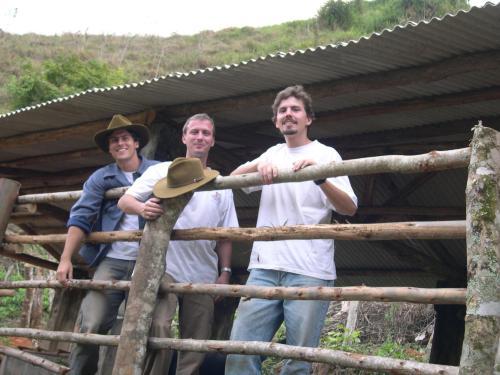 Felipe , Gustavo e Fernando