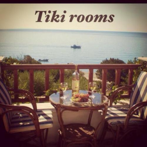 Tiki Rooms