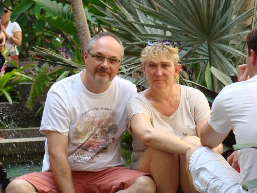 Gerard et Sandrine