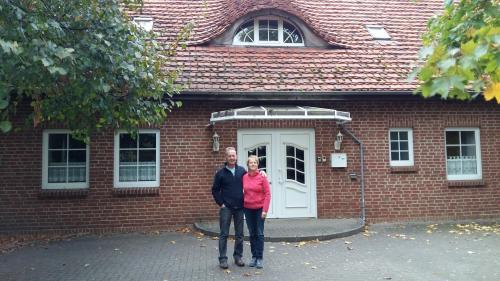 Peter Meyer und Karina Strunk