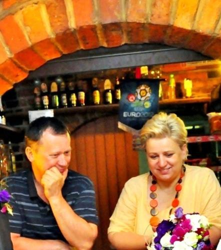 Irena i Mariusz Szczepańscy