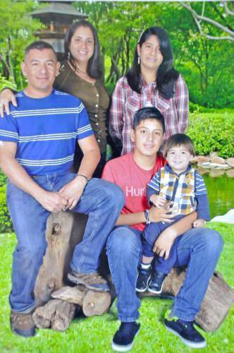 Harry y familia