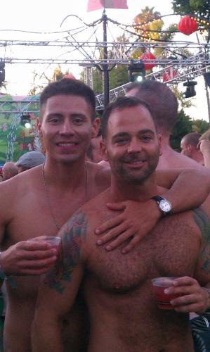 David & Ronnie