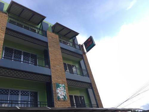 Z-Talay House, Klong Muang Beach