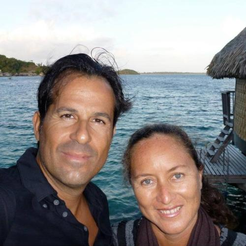 Bernard et Linda
