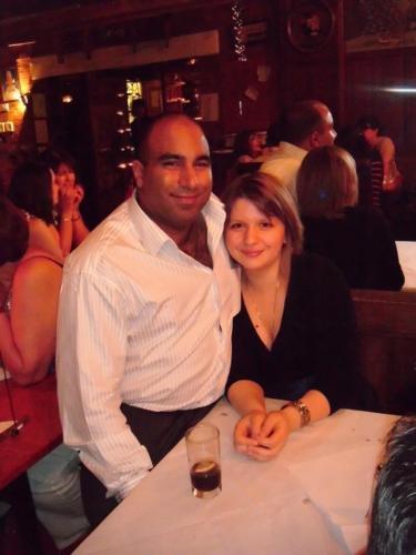 Jon and Katia