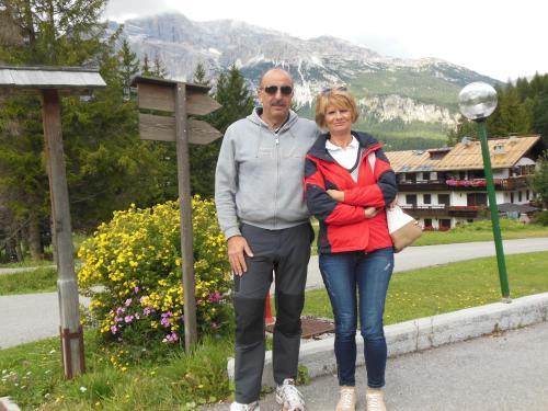 Roberto e Claudia
