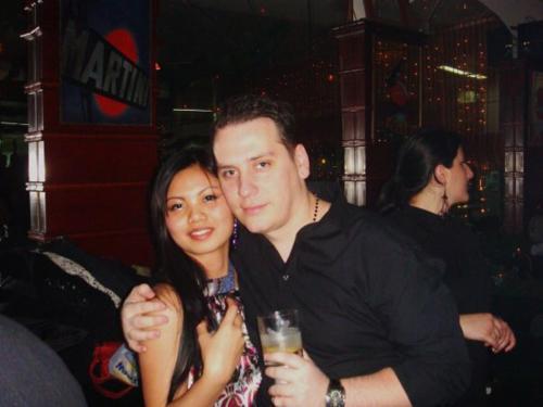Tomi and Regina