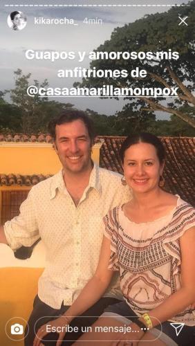 Alba and Richard