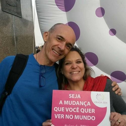 Silvio e Ana Paula