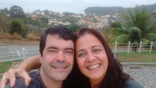 João e Elaine os proprietarios