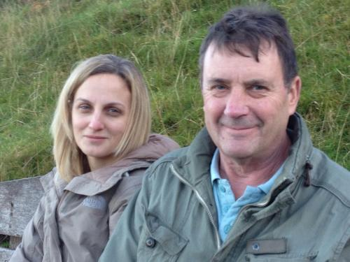 Angela and George Baker