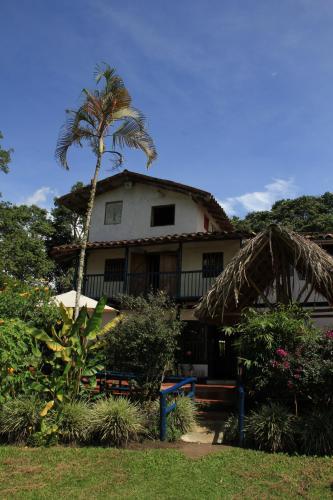 La Casa Principal De el Hotel Casa de Nelly