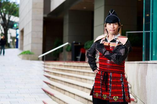 BUSHI Samurai オーナーの武士です