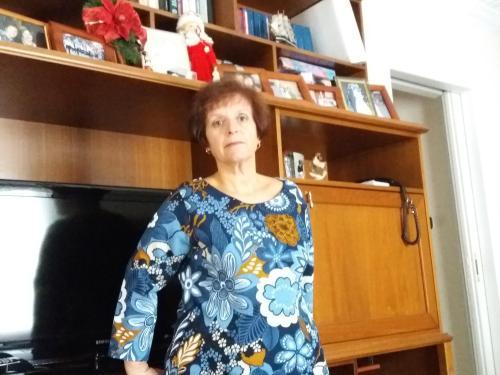 Miss Maria Giavasi (the owner).