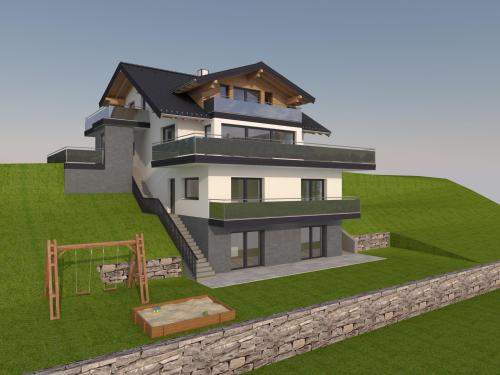 Fischis Alpen Appartement