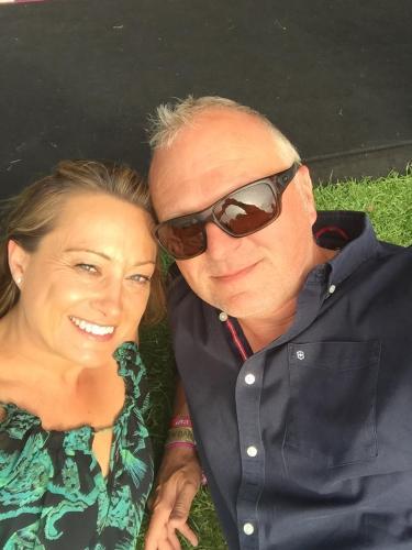 Your hosts - Sarah & Alan Hamilton
