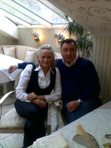 Anna and Igor