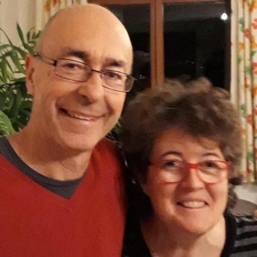 Catherine et Jean Michel