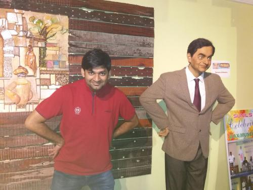 Mr Bean n Me (ABHI)