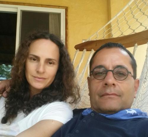 Maria y Mathias