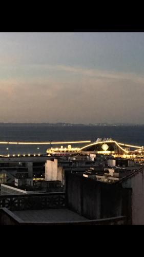 Vista do Hostel Morro de Sao Paulo