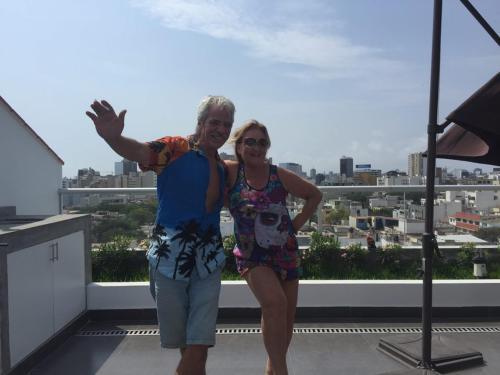 Quique & Gail Parodi Bielich