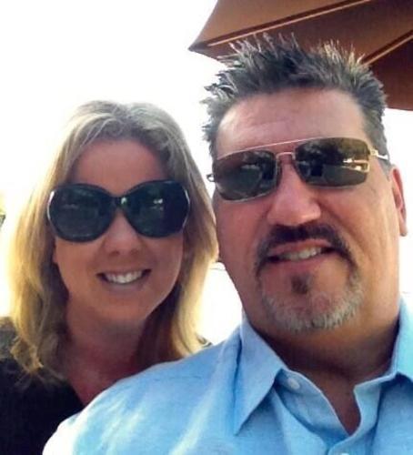 Kimberly and Jim Huffman