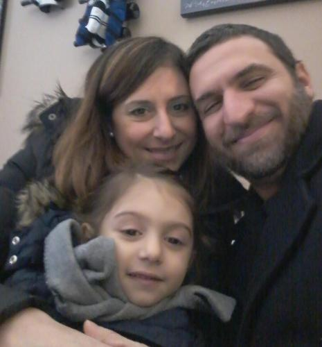 Barbara, Beatrice ed Emiliano