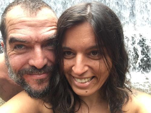 Keith e Bianca