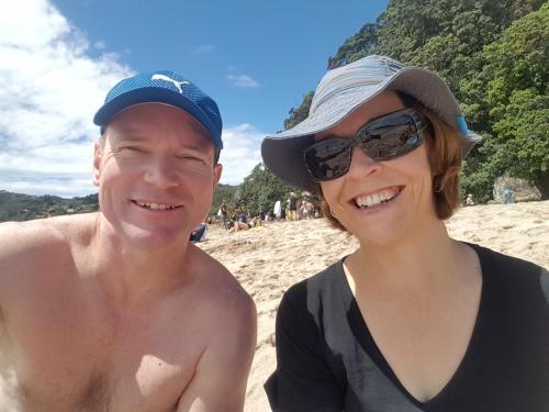 Pete & Margaret Simpson