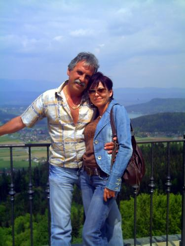 Frau und Herr Rotar