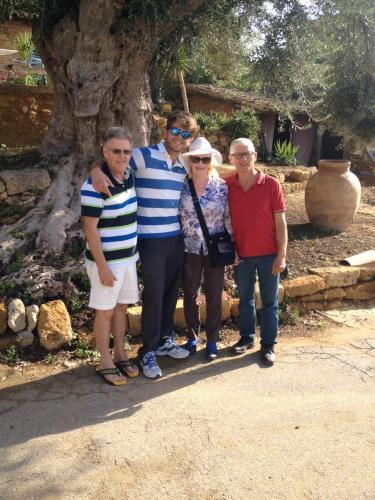 Luigi,Piero e 2 ospiti Australiani