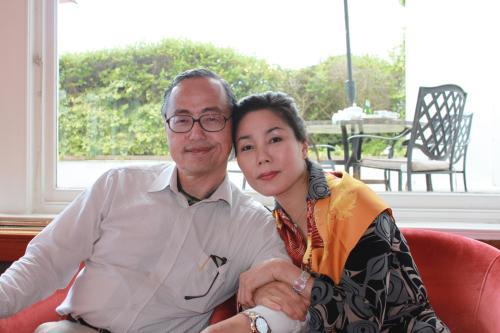 Mr and Mrs Kato