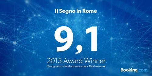 IL SEGNO IN ROME