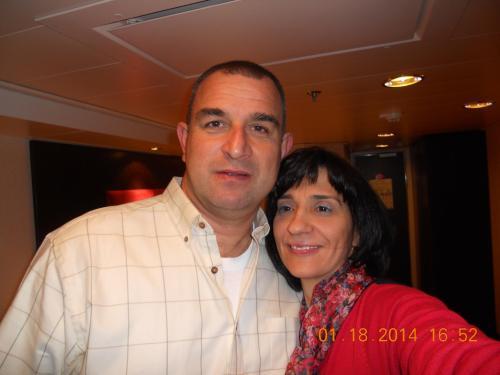 Ivan and Sandra