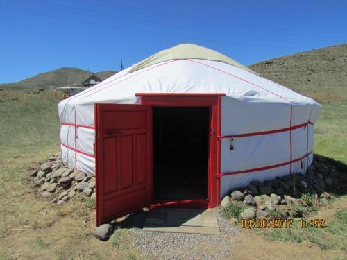 Biy-Khem Yurt Camp
