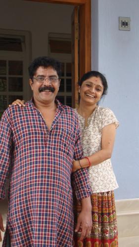 Prabha and Murali