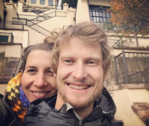 Ondrej & Tereza Houdkovi