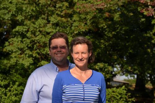 Sophie et Jean-Pascal Michez