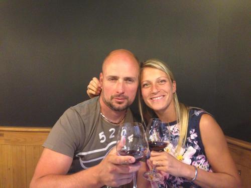 Alain et Rachel De Becker