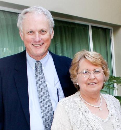 Ken and Virginia Basnett